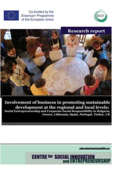 "BEST - Business Education for Sustainability: Teaching Corporate Social Responsibility and Social Entrepreneurship for Sustainable Local and Regional Development""(BEST)"
